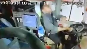 Επιβάτης λεωφορείου σώζει 19 ζωές!
