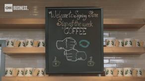 Καφές στη νοηματική!