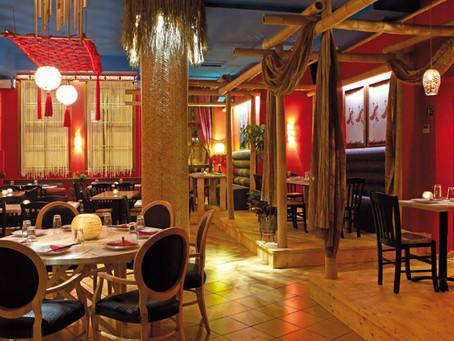 O Smooth 99,8 στέλνει ένα τυχερό ζευγάρι, στο Andaman Thai Bar Restaurant στα Πετράλωνα!