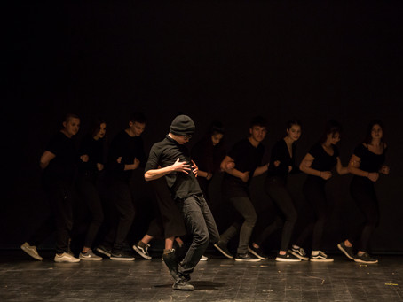 Dancing to connect στη Στέγη Ιδρύματος Ωνάση