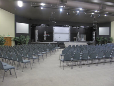 Annesbrook Auditorium Theatre