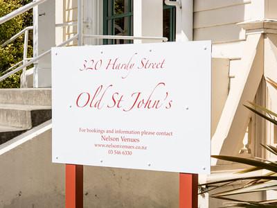 Old St John's