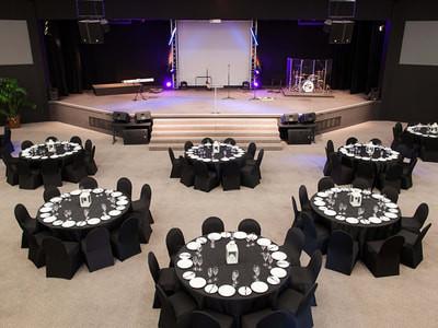 Annesbrook Auditorium Banquet