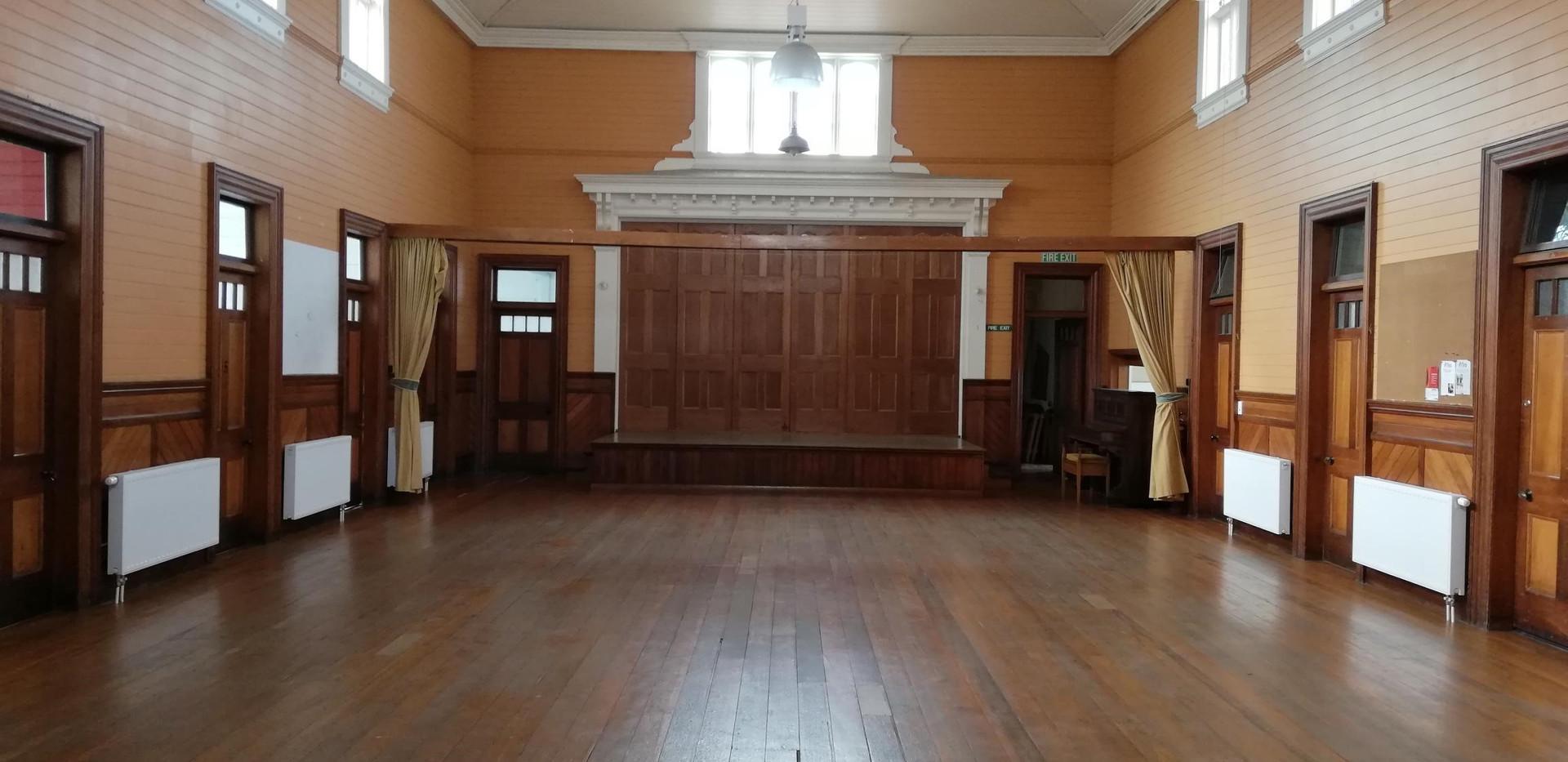 Old St John's Hall