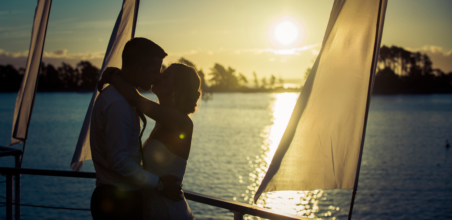 Wedding - Nelson Yacht Club