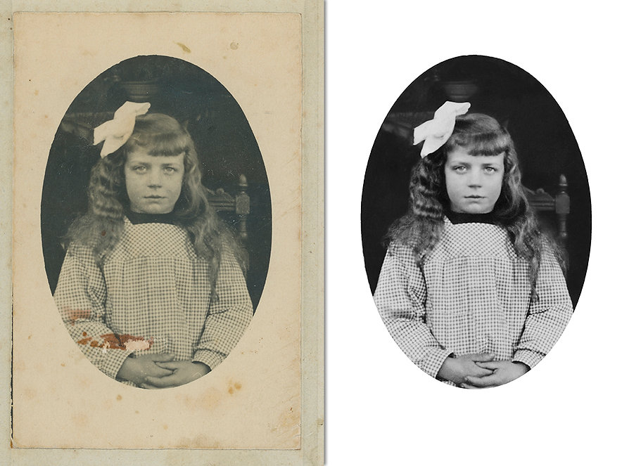 numeristion et restauration photos anciennes