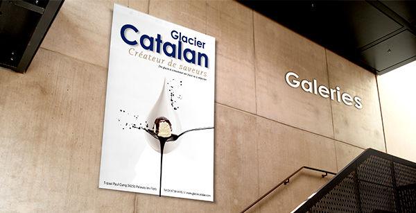 creation affiche publicitaire