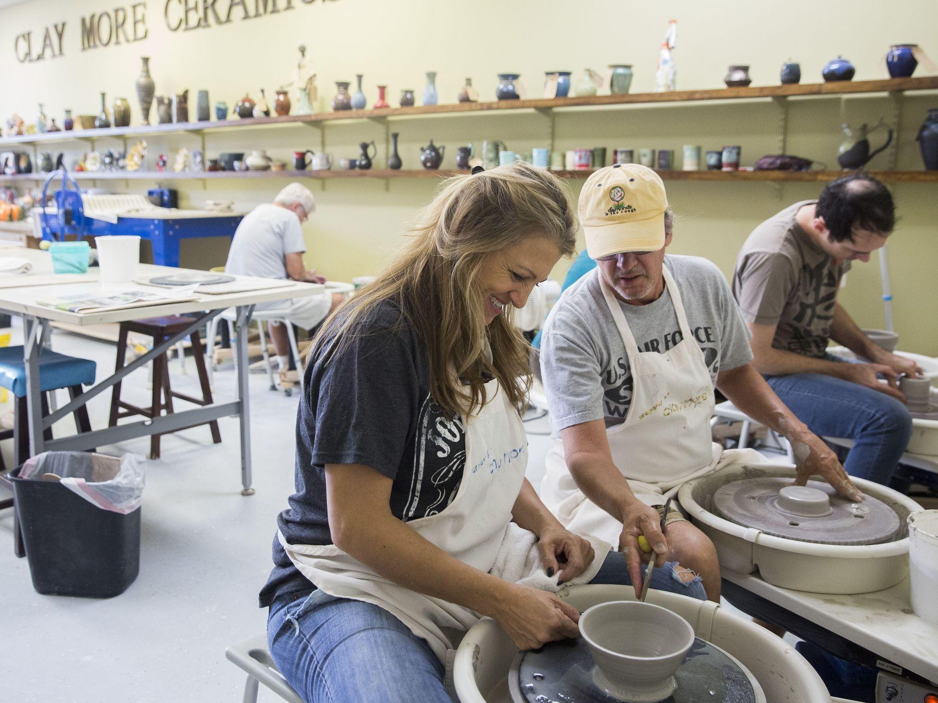 Classes | Clay More Ceramics | United States