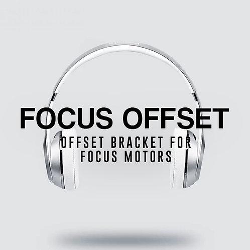 Offset Bracket for Focus Motors