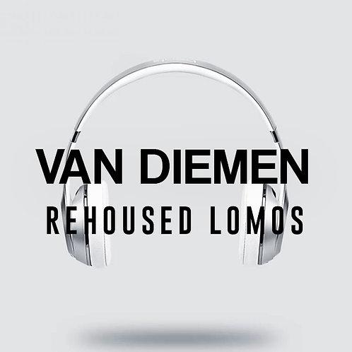 Orbital Kit - Van Diemen Rehoused Lomos