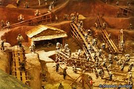 دورة تخريط وتقييم المناجم والمحاجر Mapping & Evaluation of mines Quarries