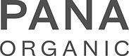 Pana Organic Logo Primary Print Grey CMY