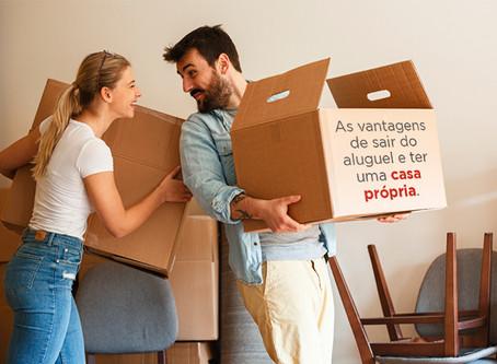 Afinal, quais são as vantagens de ter uma casa própria?