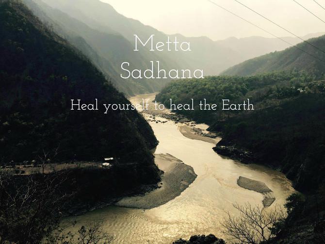 Metta Sadhana Berlin // Saturday September 10th