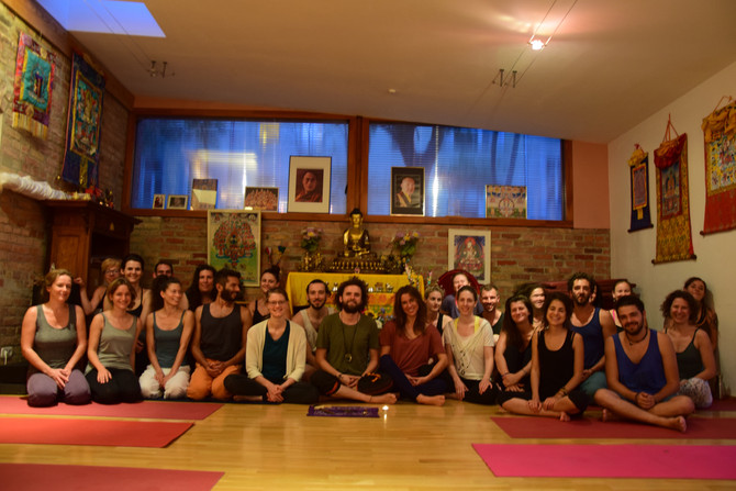 ॐ Metta Sadhana Berlin = 200 People with Clean Drinking Water for a Lifetime ॐ