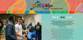 Walanbaa Website