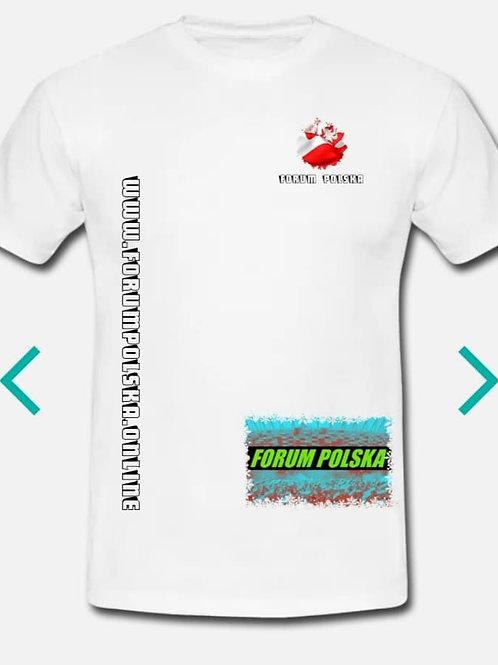 Oryginalna koszulka Forum Polska