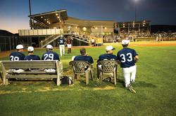 The Butler Blue Sox
