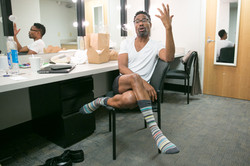 Actor Billy Porter Gets Real