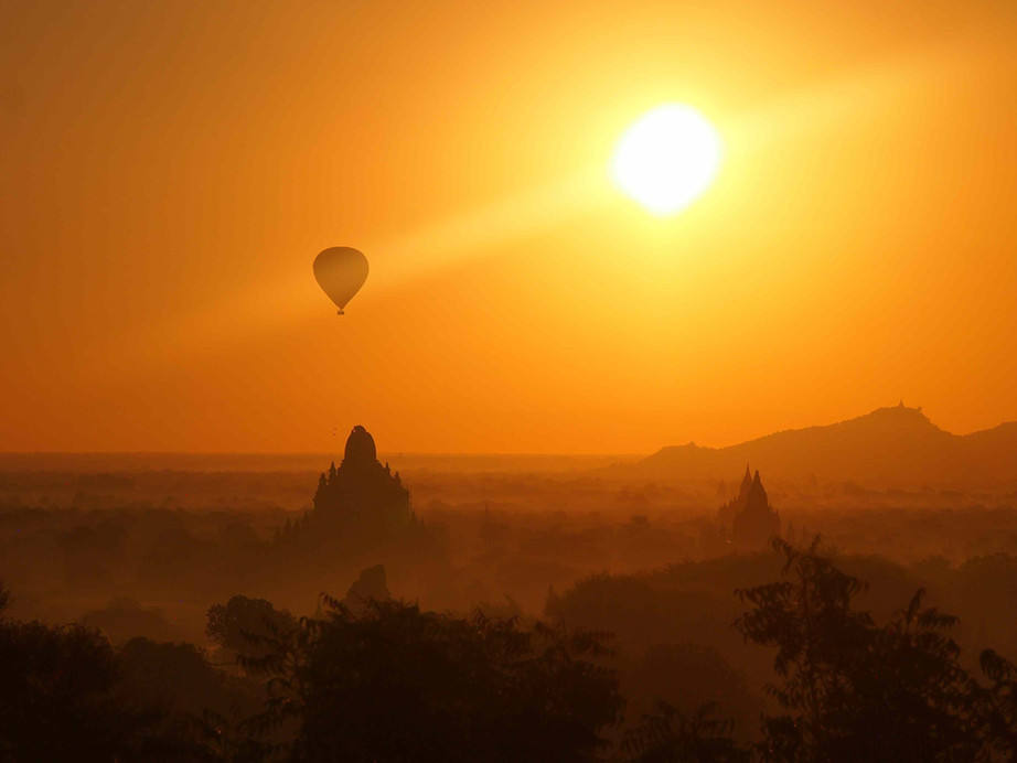 passion passport | a last minute trip to myanmar
