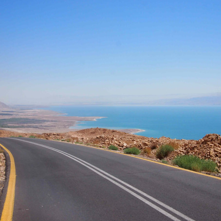 Dead Sea Photo Essay