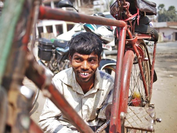 © michael charles sheridan | NBJK | action village india