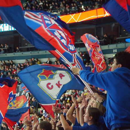 Russian Ice Hockey Ultras