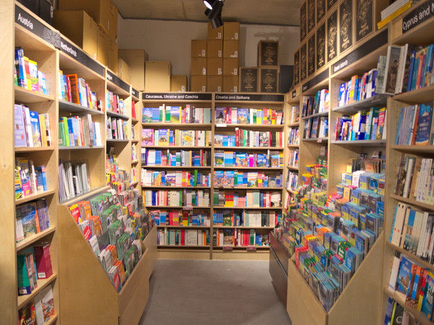 Stanford's Travel Bookshop