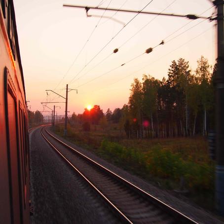 Riding the Trans-Siberian