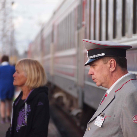 Trans-Siberian Railway Photos