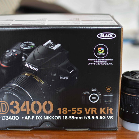 My NEW Camera Gear