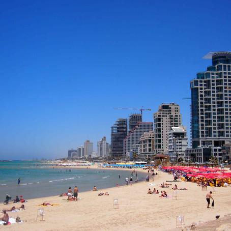 Tel Aviv Photo Essay