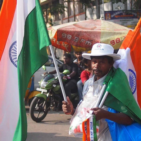 A Day at The Cricket in India