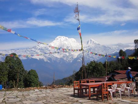 mardi himal | nepal