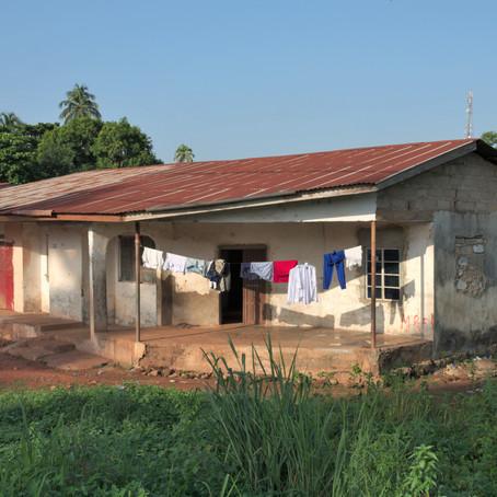 Waking up in Sierra Leone
