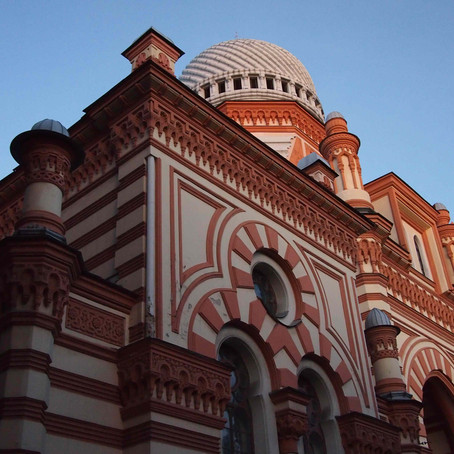 Great Choral Synagogue - St. Petersburg