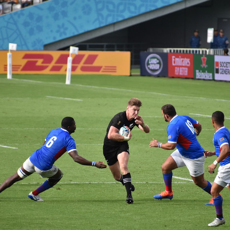 Japan Rugby World Cup - Photo Essay