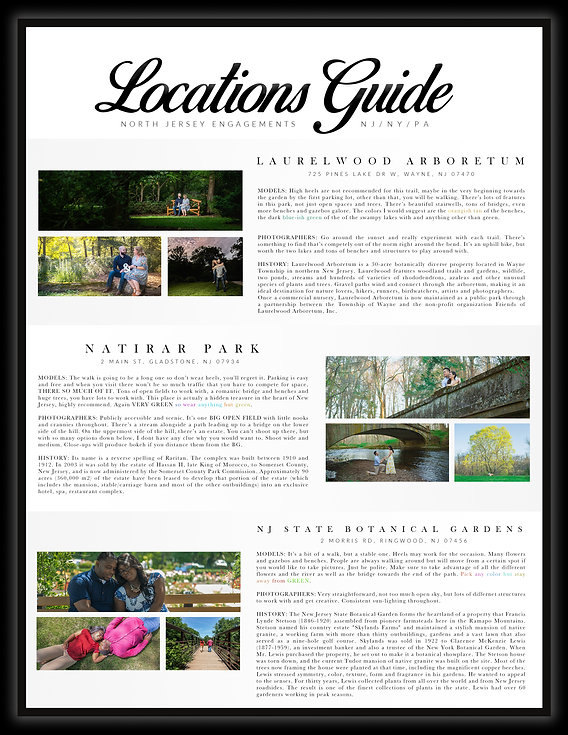 laurelwood arboretum, nj, north jersey, nj state botanical garden, natirar park, tri state area locations guide, engagements