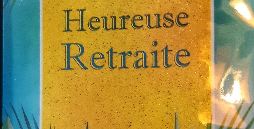 """Carte """"Heureuse Retraite"""""""