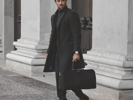Outfit Inspiration: Business Herbstlook