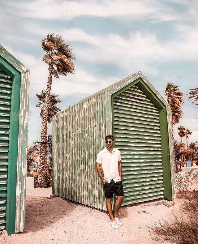 La Mer Beach in Dubai