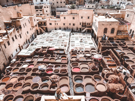 Travel Guide: Die besten Instagram Spots in Fez