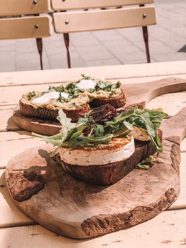 Das Maria Café und Frühstücks-Location im Glockenbachviertel in München