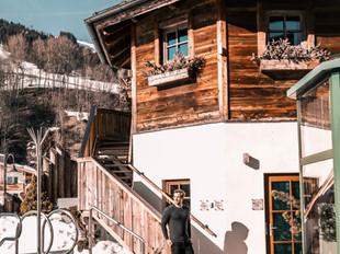 Der Unterschwarzachhof in Saalbach-Hinterglemm