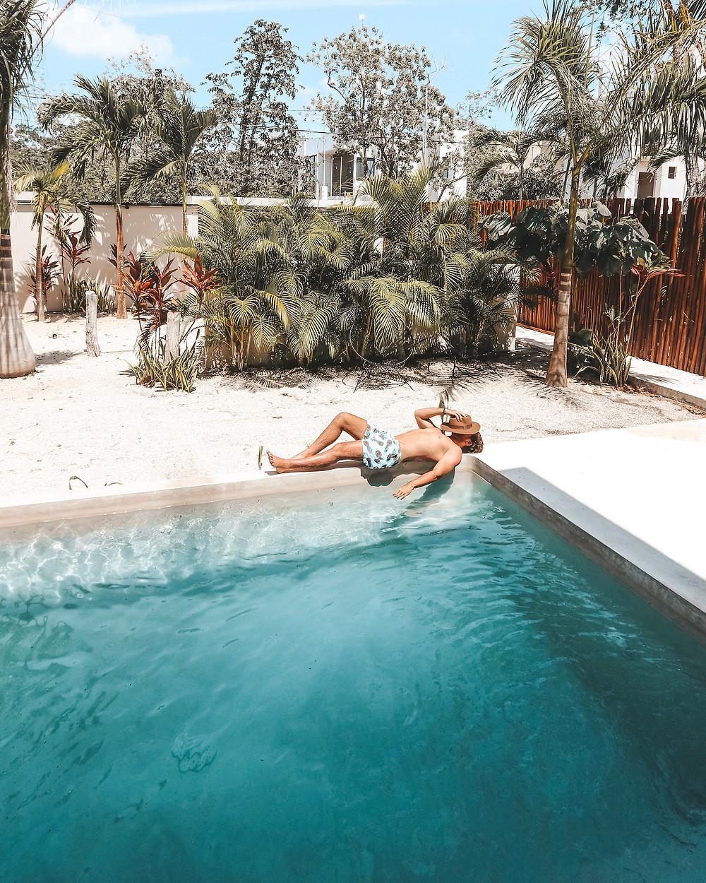 Airbnb Soho Villas Tulum Pool