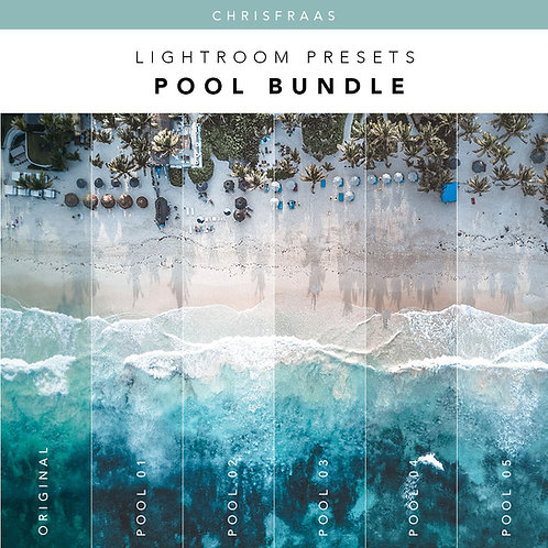 Pool Bundle | desktop & mobile