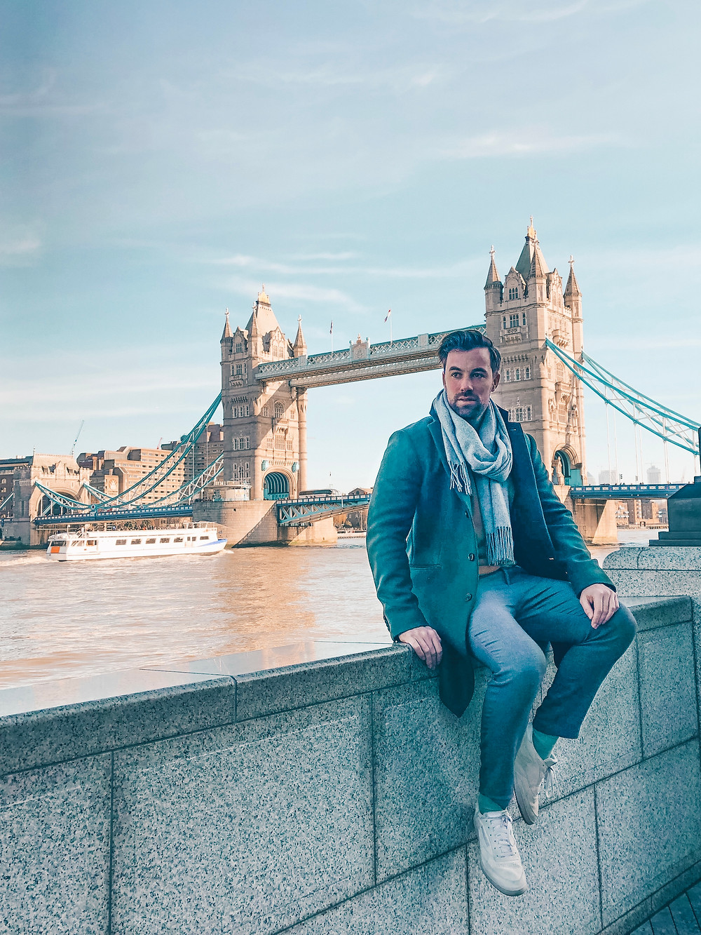 London Harbour Bridge