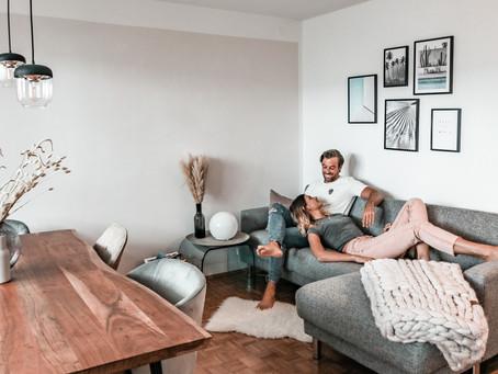 5 Beziehungstipps für die Quarantäne zuhause