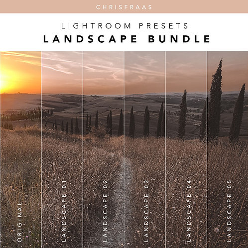 Landscape Bundle | desktop & mobile