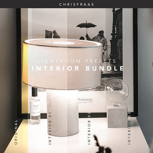 Interior Bundle | desktop & mobile